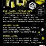 Tilt Festival Perpignan 2015