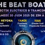 The Beat Boat 3