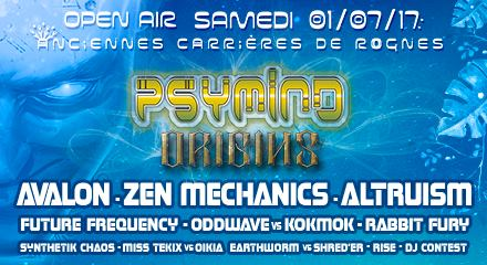 Psymind Origins : Open Air