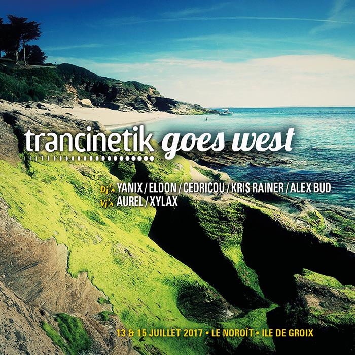 Trancinetik goes West